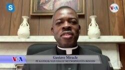 Legliz Katolik d Ayiti Ozetazini Pral Onore Pè Gustave Miracle