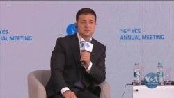 Зеленський висловив впевненість, що найближчим часом зустрінеться з президентом США Трампом. Відео