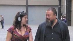"""导演艾莉森· 克雷曼的纪录片""""艾未未:道歉你妹""""(上)"""