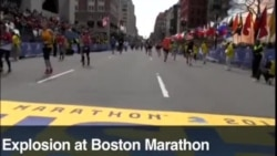 BOSTON MARATHON BOMBING VO