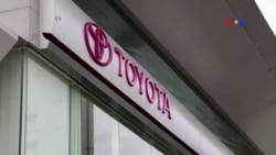 Toyota vẫn là hãng ô-tô đứng đầu thế giới