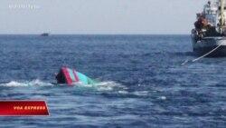 Philippines bày tỏ đoàn kết với VN về vụ tàu cá bị TQ đâm chìm