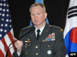 버웰 벨 전 한미연합사령관.