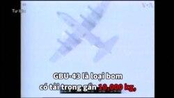 GBU-43: Mẹ của mọi loại bom