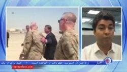سفر از پیش اعلام نشده وزير دفاع آمريكا به عراق