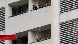 VN: Hàng chục ngàn người bị cách ly vì Covid-19
