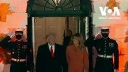 Святкування Гелловіну у Білому домі. Відео