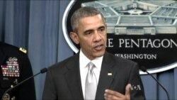 Obama to Americans: Islamic State is Losing