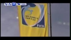 Mỹ truy tố 10 quan chức FIFA về tội tham nhũng (VOA60)