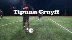 Tipuan 'Cruyff' - Belajar Bola, Mantap!