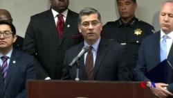 警察打死非洲裔美國人 加州司法部加入調查