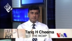Cafe DC: Dr. Tariq Cheema, Founder/CEO, World Congress of Muslim Philanthropists