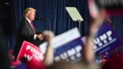 2018-11-05 美國之音視頻新聞: 中期選舉兩天前,特朗普和奧巴馬造勢激動人心