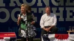 Cuộc đua vào Nhà Trắng: Hai ứng viên tiếp tục khẩu chiến