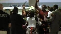 آزادی زن مسیحی سودانی محکوم به مرگ