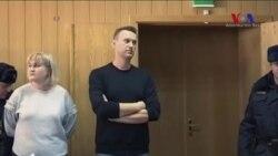 Rus Muhalif Lidere Hapis Cezası