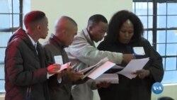 Partidos sul-africanos zangados com resultado das eleições