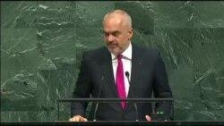Kryeministri Rama flet në Asamblenë e OKB-së