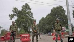 بھارت کے زیر انتظام کشمیر میں صورتحال تاحال معمول پر نہیں آ سکی۔