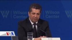 Mesrur Barzani: 'PKK IKYB'nin Varlığına Saygı Göstermek Zorunda'