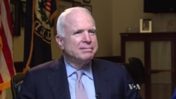 VOA Interview: Senator John McCain on US-Vietnam Ties