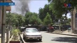 IŞİD Irak'ın Afganistan Büyükelçiliği'ne Saldırdı