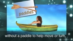 English in a Minute: Up the Creek Without a Paddle