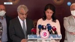 """HDP: """"Kürt Sorununu Mecliste Çözebiliriz"""""""