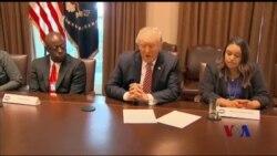 川普表示要继续严打非法移民