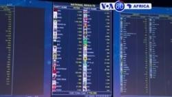 Manchetes Africanas 9 Maio 2019: ANC lidera contagem de votos