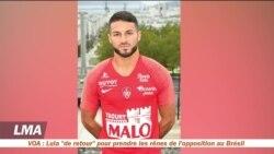 Page sports: l'Algérie reprend Haris Belkebla