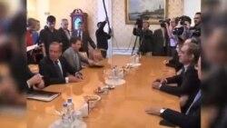 گفتگوهای بی رمق مخالفان دمشق با مخالفان داخلی اش