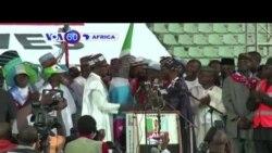 Dandalin VOA: Jam'iyyar APC Ta Tsaydda Buhari, Najeriya, Disamba 12, 2014