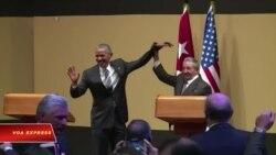 Ông Trump đe dọa 'chấm dứt' quan hệ hòa hoãn Mỹ-Cuba