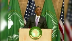 Obama: Africa's Progress Depends on Development, Democracy