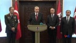 AQSh-Turkiya aloqalari tarang