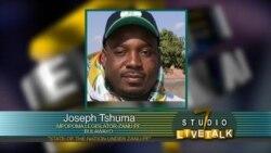 Live Talk - Uzulu Uxoxa Ngebandla leZanu PF