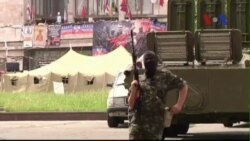Phe ly khai thân Nga bắn hạ trực thăng Ukraine, 14 người tử vong