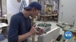 Modern US College Teaches Ancient Craftsmanship