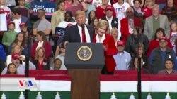 Trump Dilgeş E ku Komarî Hilbijartina Senatorîya Mississippi Qezenc Kir