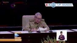 Manchetes mundo 20 Abril: Partido Comunista elegeu um novo líder, pondo fim à era Castro e Cuba