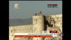 2014-03-21 美國之音視頻新聞: 敘利亞傳媒稱政府軍攻入喀拉特古城