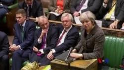 特雷莎梅:英美可再次共同發揮領導作用