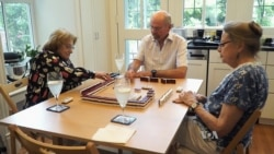 Senior Citizens Help Each Other Remain in Their Own Homes
