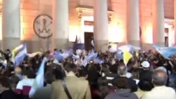 Celebración en Argentina