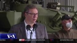 Serbia synon të blejë avionë ushtarakë, akuzon perëndimin