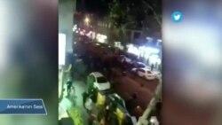 İran'da Gösteriler Durmuyor