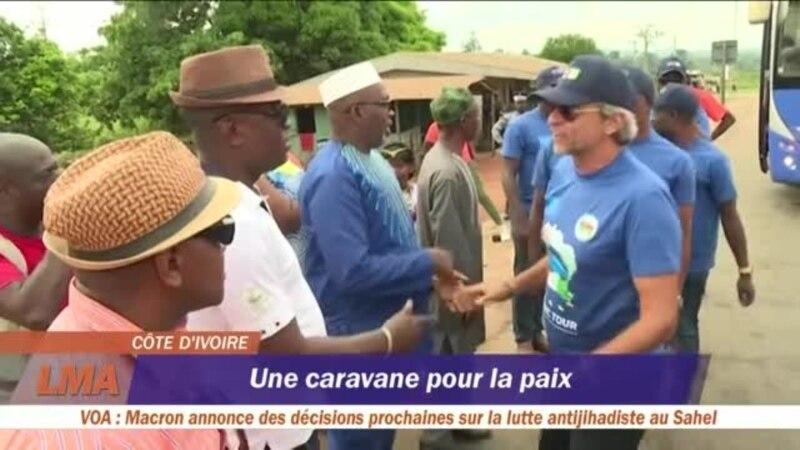 Fin du Magic Tour et de l'UE en Côte d'Ivoire