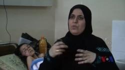 加沙医院奋力救治伤患,健康灾难隐现