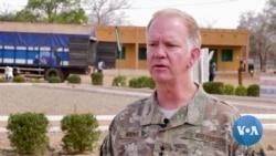Maj. Gen. Marcus Hicks on Islamic Insurgency and Burkina Faso